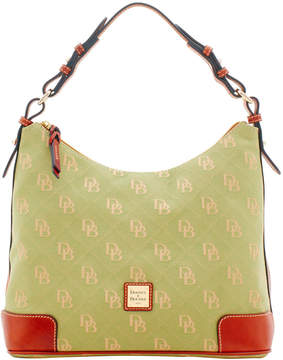 Dooney & Bourke Maxi Quilt Large Erica - AVOCADO - STYLE