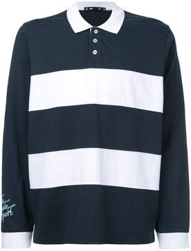The Upside Rugby club long sleeve jersey top