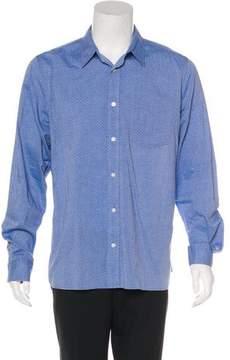 Jack Spade Polka Dot Button-Up Shirt