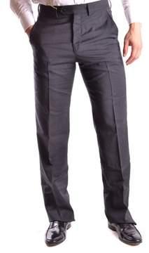 Gianfranco Ferre Men's Grey Wool Pants.