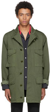 Marc Jacobs Green Field Jacket