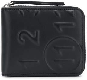 Maison Margiela embossed wallet