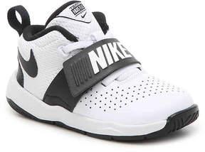Nike Boys Team Hustle D8 Infant & Toddler Basketball Shoe
