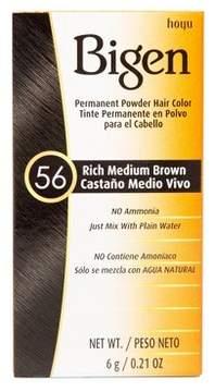 Bigen Hair Color 56 Dark Medium Brown
