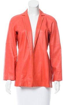 Bottega Veneta Lightweight Leather Jacket