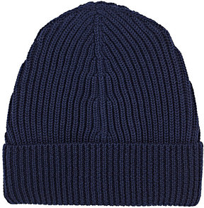 Maison Margiela Men's English Rib-Knit Wool Fisherman's Cap