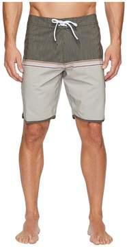 VISSLA Dredges Four-Way Stretch Boardshorts 20 Men's Swimwear