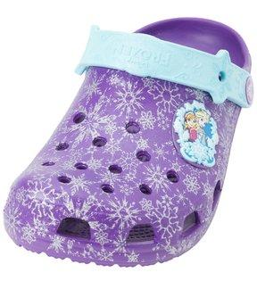 Crocs Classic Frozen Clog (Toddler /Little Kid/ Big Kid) 8135541