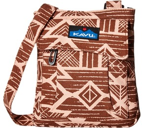KAVU - Mini Keeper Cross Body Handbags