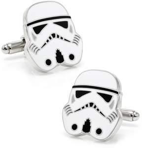 Head Star Wars Storm Trooper Cuff Links