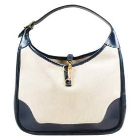 Hermes Trim cloth handbag - BEIGE - STYLE
