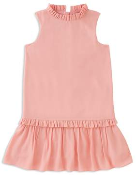 Kate Spade Girls' Ruffle-Collar Dress - Big Kid