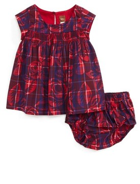 Tea Collection Infant Girl's Culzean Castle Dress