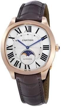 Cartier Drive de Automatic Silver Dial Men's Watch