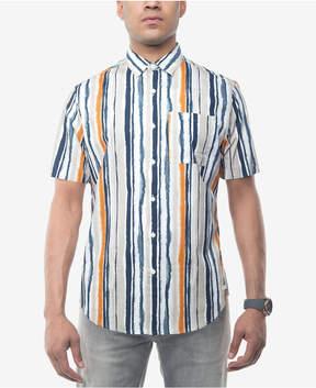 Sean John Men's Watercolor Stripe Shirt, Created for Macy's