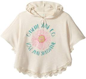 O Dreamer Poncho (Toddler/Little Kids)