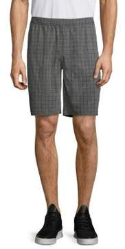 MPG Pacific Checked Shorts