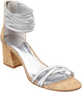 Donald J Pliner Essie Leather Heeled Sandal