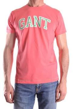 Gant Men's Red Cotton T-shirt.