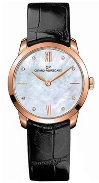 Girard Perregaux Classique Mother of Pearl Dial Ladies Watch