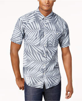 Ezekiel Men's Coronado Palm-Print Shirt