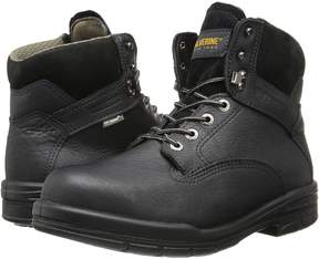 Wolverine 6 DuraShocks SR Steel-Toe Boot Men's Work Boots