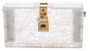 Dolce & Gabbana 2018 Dolce Box Clutch