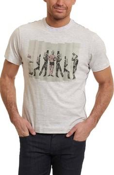 Robert Graham Men's Guns Ready T-Shirt