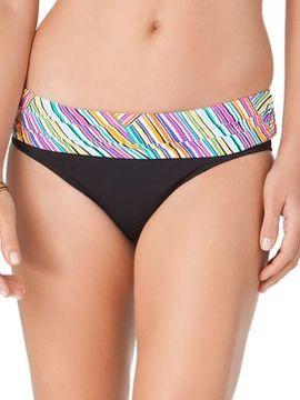 Anne Cole Rainbow Arches Bikini Bottom