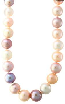 Effy 10MM Round Pearl & Sterling Silver Necklace