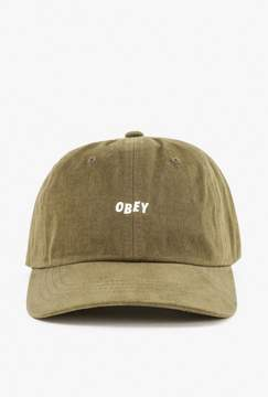 Obey Jumble Bar III 6 Panel Hat