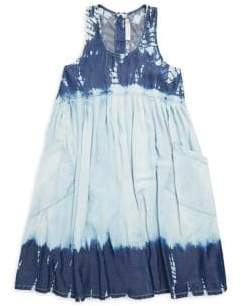 Stella McCartney Toddler's, Little Girl's& Girl's Poco Tie-Dye Dress