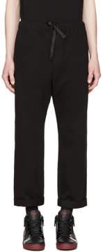 Diesel Black P-Idaho Trousers