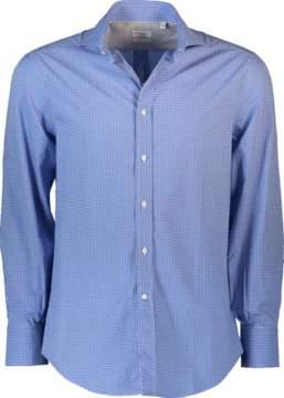 Brunello Cucinelli Mini Checked Shirt