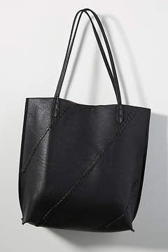Anthropologie San Andres Whipstitch Tote Bag