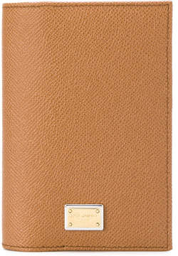 Dolce & Gabbana bifold wallet - NUDE & NEUTRALS - STYLE