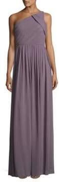 Donna Morgan Chloe One Shoulder Dress