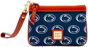 Dooney & Bourke Penn State Nittany Lions Exclusive Wristlet - NAVY - STYLE