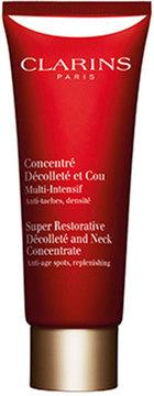 Clarins Super Restorative Dé;colleté; and Neck Concentrate, 2.4 oz.