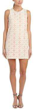 Eight Sixty Lace Sheath Dress.