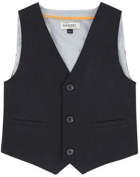 Jean Bourget Bi-colored suit vest