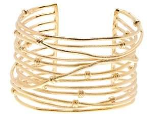 Rivka Friedman Bold Satin Mina Cuff Bracelet
