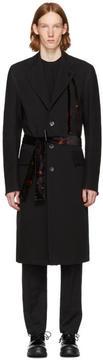 Damir Doma Black Covi Coat