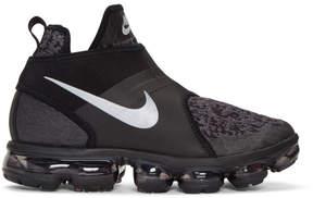 Nike Black Air VaporMax Chukka Sneakers