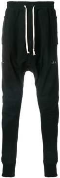 Ih Nom Uh Nit drawstring drop-crotch trousers