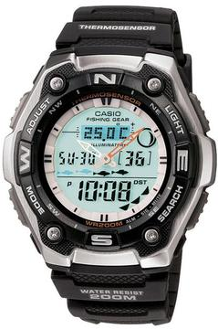 Casio AQW-101-1AV Men's Ana-Digi Watch