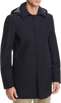 Herno Two-Layer Gore-Tex Hooded Jacket