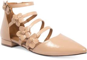 Nanette Lepore Nanette by Adelia Pointy-Toe Flats Women's Shoes