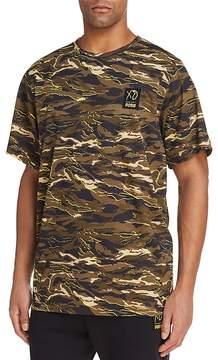 Puma x XO The Weeknd Camouflage Crewneck Short Sleeve Tee