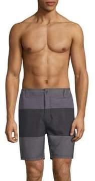 ProjekRaw Colorblock Swim Shorts